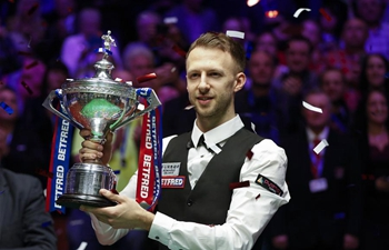 Judd Trump wins World Snooker Championship 2019