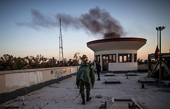 Death toll of Libya's Tripoli fighting rises to 454: WHO