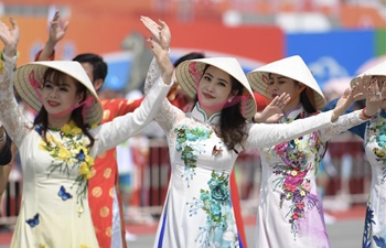 Asian Civilization Parade opens in Beijing