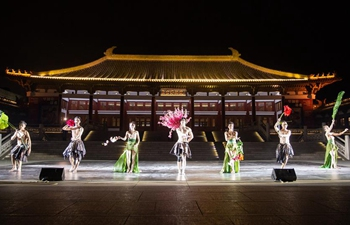 Night events held in museums in China's Jiangsu