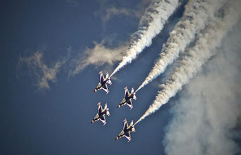 Highlights of Kirtland Air and Space Fiesta in U.S.