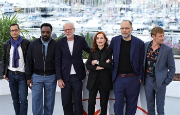 "In pics: photocall for film ""Frankie"" at 72nd Cannes Film Festival"