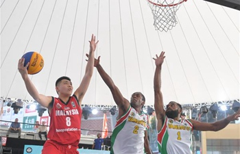 In pics: FIBA 3x3 Asia Cup 2019 men's qualifier matches