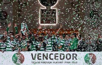 Portugal Cup Final match: Sporting CP beats FC Porto 3-2