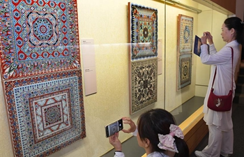 Dunhuang art exhibition tours Taiwan
