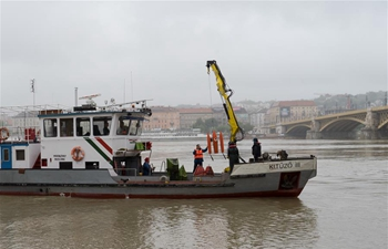 Death toll rises to 7 in Budapest tourist boat capsize