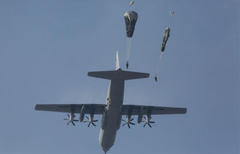 In pics: military exercise at Palmachim air force base near Tel Aviv, Israel