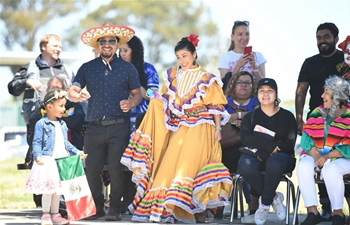 Int'l day event held in San Francisco, U.S.