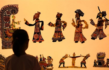Intangible cultural heritage fair starts in Guangzhou, China's Guangdong