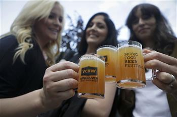 10th annual Vancouver Craft Beer Week Festival kicks off