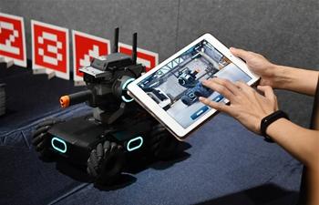 DJI launches first educational robot in Beijing