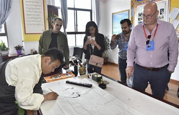 Overseas media delegates visit Nyingchi, Tibet