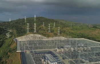 Hydroelectric power station built by China benefits four million Ecuadorians ok