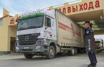 Trade between China, Tajikistan booming under Belt and Road Initiative