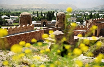 In pics: view of Hisor Fortress in Tajikistan