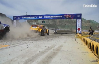 Fast & furious: Best moments of China Off-Road Championship