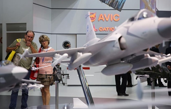China's AVIC eyes win-win cooperation at Paris Air Show