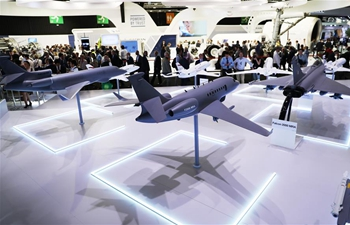 Highlights of Int'l Paris Air Show