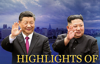 Infographic: Highlights of Xi-Kim talk