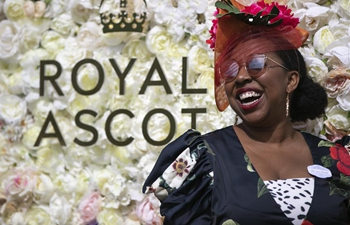 In pics: Royal Ascot 2019 in Britain