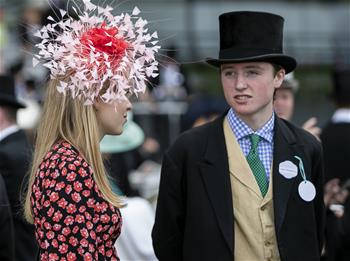 In pics: Royal Ascot 2019