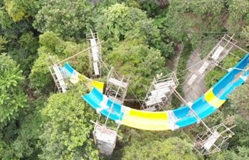 World's longest water slide set to open at Malaysian theme park