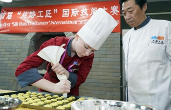 """Highlights of 1st """"Silk Road Craftsmen"""" Int'l Skills Competition"""