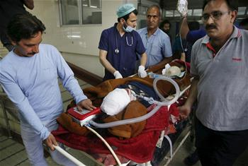 11 killed, 8 injured as vehicle falls into gorge in Indian-controlled Kashmir
