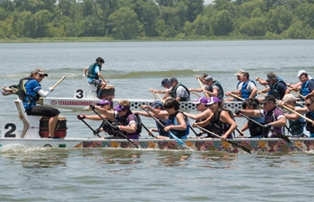 Dragon Boat Festival celebrated in U.S.