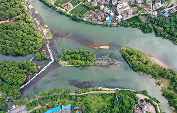 In pics: Lingqu Canal in China's Guangxi