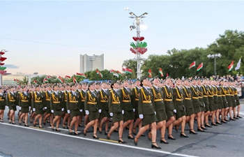 Belarus Independence Day military parade held in Minsk
