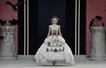 In pics: Guo Pei's Fall/Winter 2019/20 Haute Couture collections