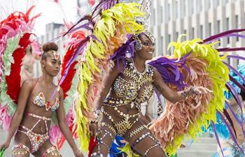 2019 Toronto Caribbean Carnival held in Toronto, Canada