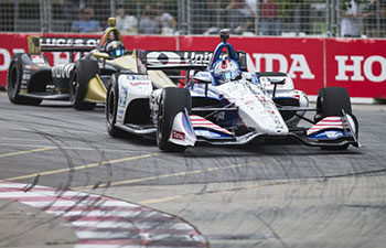 Honda Indy Toronto of the NTT IndyCar Series kicks off