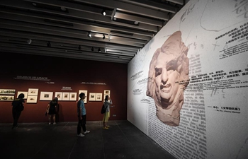 Exhibition commemorating French writer Balzac held in Wuzhen, E China