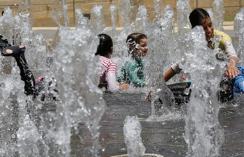 Heatwave hits Jerusalem