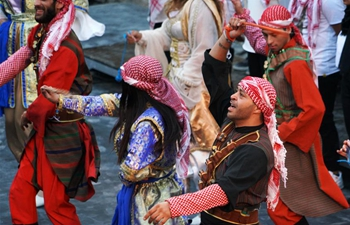 In pics: Jerash Festival for Culture and Arts in Jordan