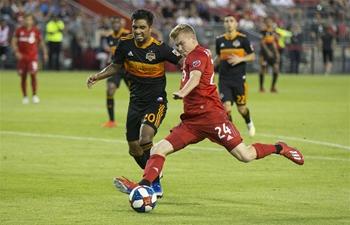 Houston Dynamo beats Toronto FC 3-1 at 2019 MLS