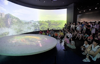 China's Hunan Museum launches study activities for students during summer vacation