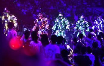 """""""Long Show"""" debuts in China's Guangdong"""