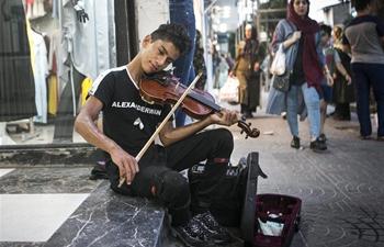 Daily life in Tonekabon City, Iran