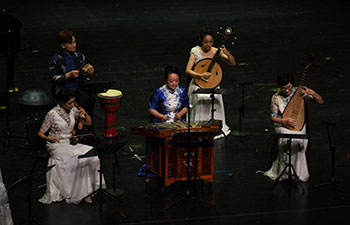 Traditional Chinese music concert held during Tsingtao Int'l Music Festival
