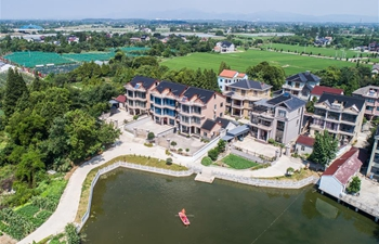 Changxing County in China's Zhejiang takes measures to improve environment for residents