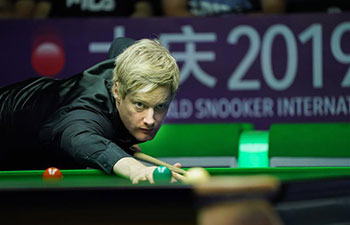 In pics: 2019 World Snooker Int'l Championship