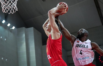2019 International Men's Basketball Challenge: China vs. Angola