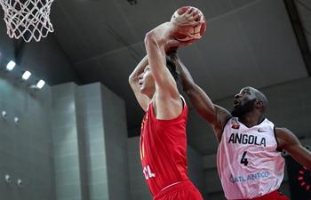 2019 International Men's Basketball Challenge: China vs. Angola