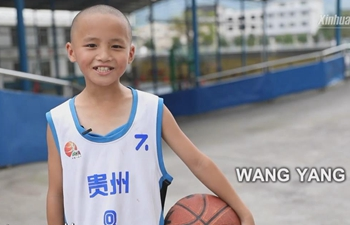 Basketball offers Chinese mountain boys opportunity to realize dream