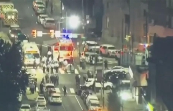 At least six police officers wounded in ongoing Philadelphia standoff