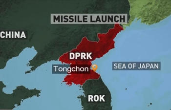 ROK says DPRK launched two projectiles into East Sea