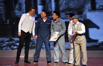 """History-based melodrama """"Cradle of China's Oil"""" staged in China's Gansu"""
